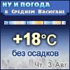 Ну и погода в Среднем Васюгане - Поминутный прогноз погоды